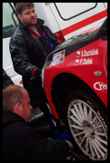 Rally Prachatice 2008: 7