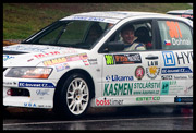 Rally Prachatice 2008: 14